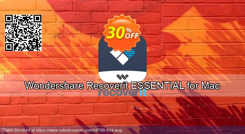 Get 31% OFF Recoverit Pro for Mac Coupon