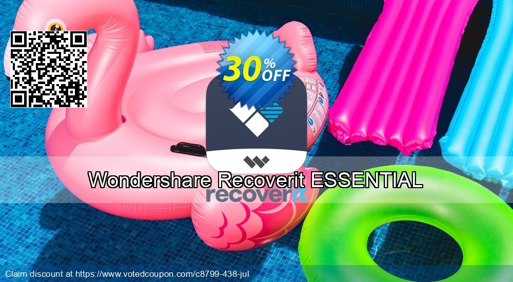 Get 45% OFF Recoverit Pro - 1 year Coupon