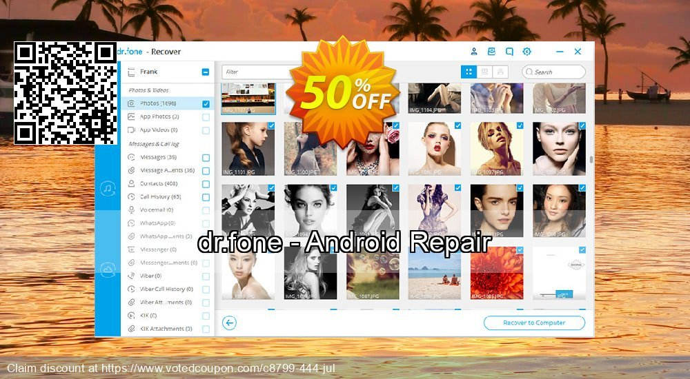 Get 51% OFF dr.fone - Android Repair Coupon