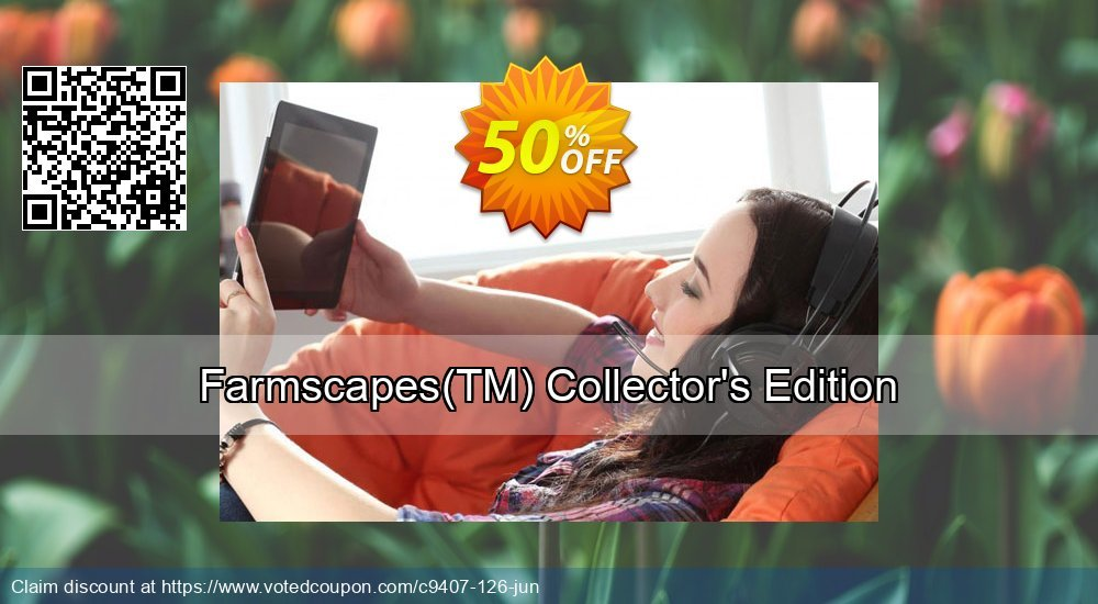 Get 50% OFF Farmscapes(TM) Collector's Edition deals