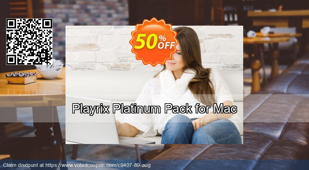 Get 50% OFF Playrix Platinum Pack for Mac offering sales