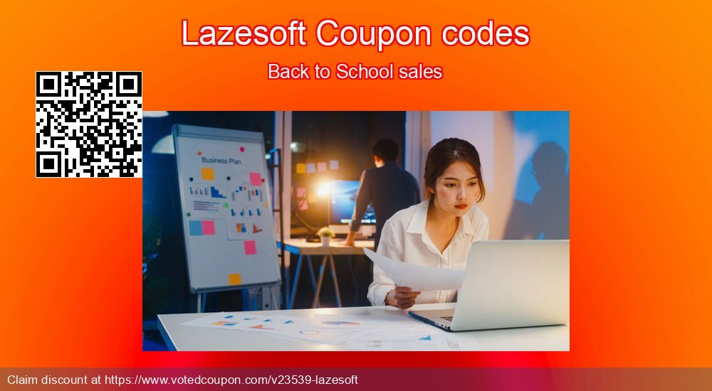 Back to School season offering discount